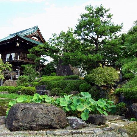 Kuil Shougenji, Fukui