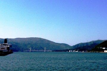 <p>Maizuru Crane Bridge</p>