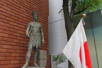 たばこと塩の博物館・渋谷