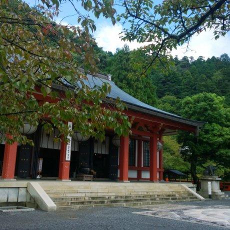 วัดคุรามะ (Kurama-dera) แห่งเกียวโต