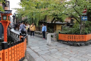 <p>Tatsumikyo&nbsp;on the northside of Gion</p>