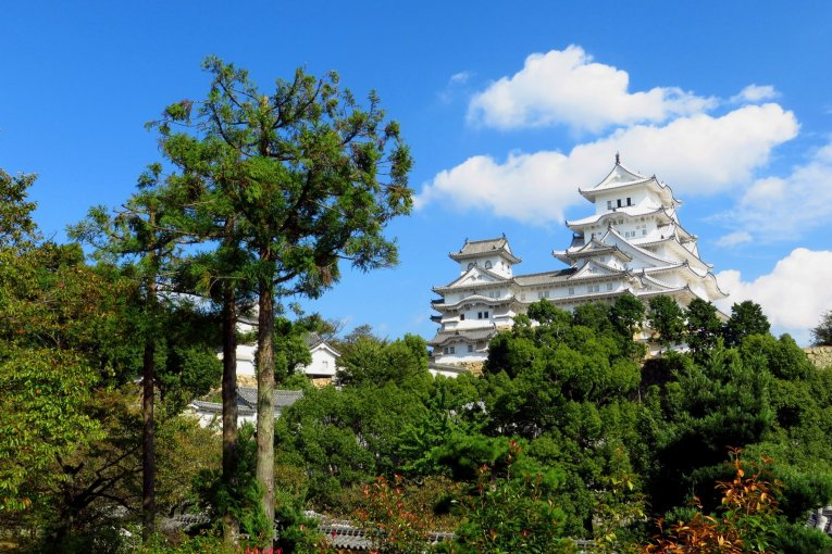 Himeji Castle - Finally Uncovered