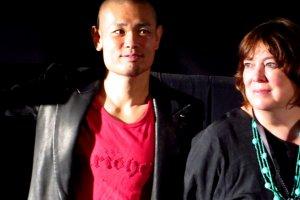 Satu-satunya anggota juri yang berasal dari Jepang dan satu-satunya wanita (juga satu-satunya yang bukan direktur): Hiroshi Shinagawa dan Debbie McWilliams