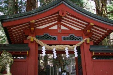 日光  二荒山(ふたらさん)神社