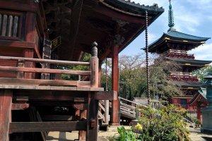 Itabashi Fudouson Shrine