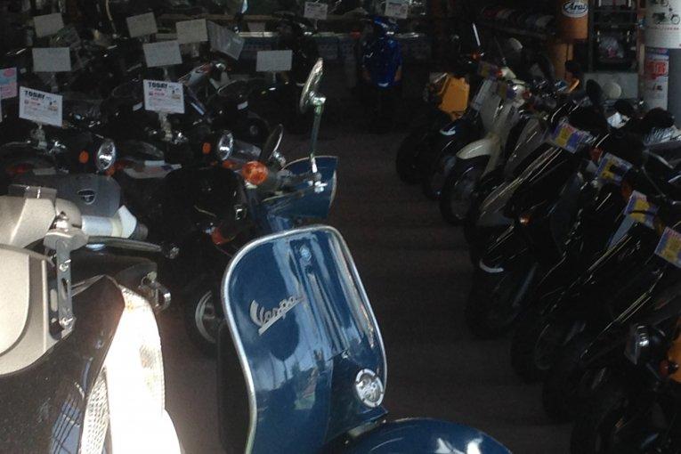 Umeki Motorcycle Shop