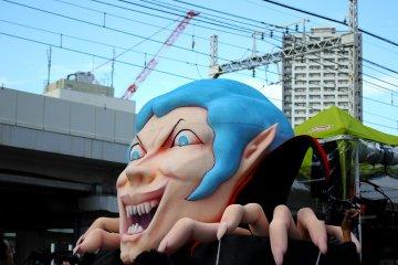 Le Défilé d'Halloween de Kawasaki