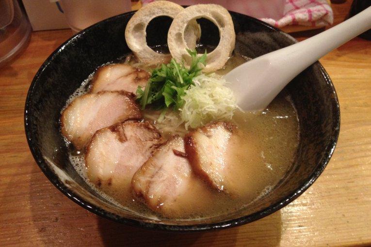 Hyogo's Best Ramen: Nagomi