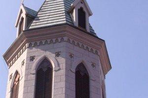 Church spire