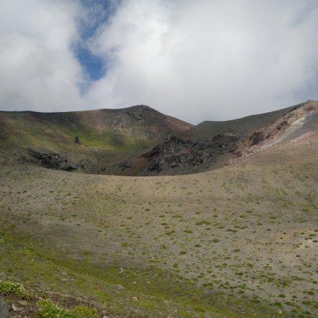 Ascension du Mont Iwate