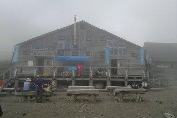 <p>The biggest lodge.</p>