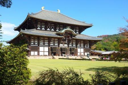 El Gran Templo Todaiji