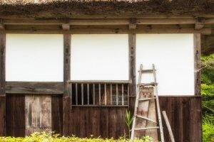 Những ngôi nhà cổ kính ở Sado ít được thấy ở nơi nào khác trên đất nước Nhật
