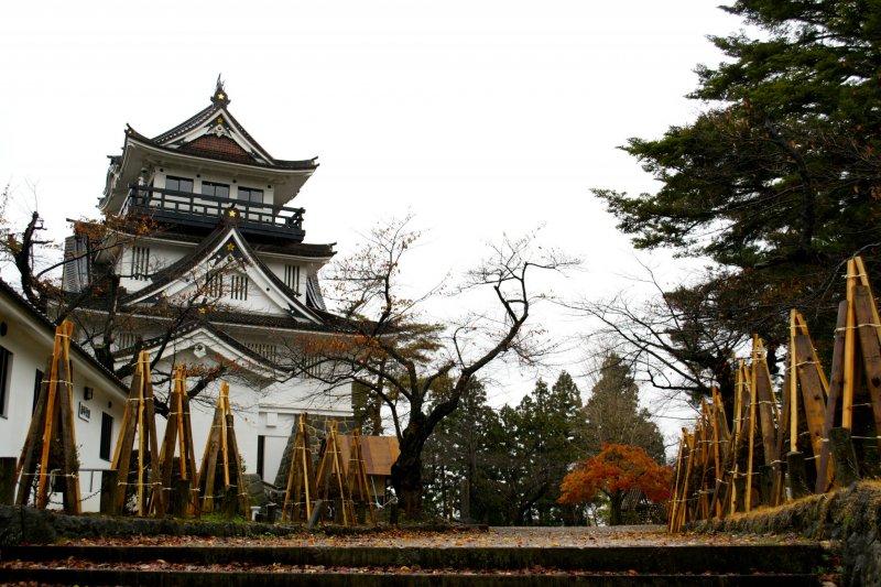 Великолепный замок Йокоте