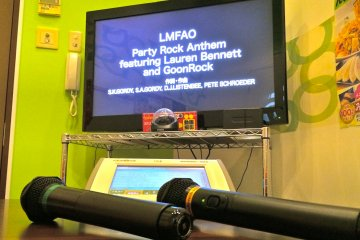 <p>Who&#39;s ready to sing (and dance) to the Party Rock Anthem by LMFAO?</p>