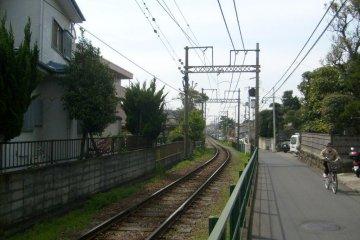 <p>Near Ishigami station</p>