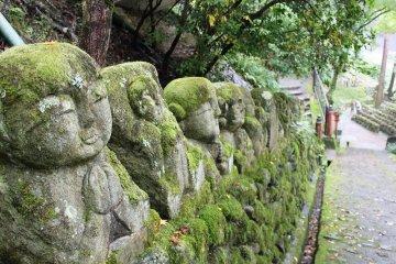 京都嵯峨野路を歩く~1