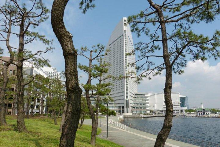 สวนชินโกะในโยโกฮาม่า