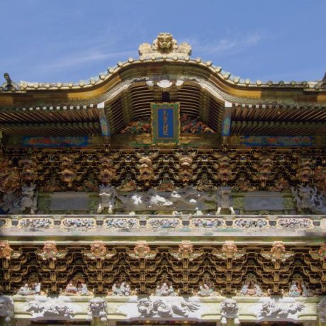 The Grandeur of Toshogu Shrine
