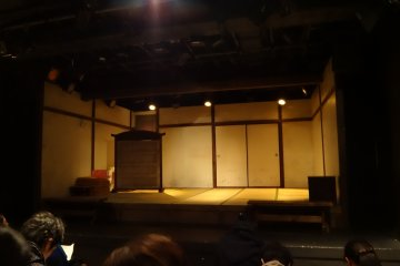 <p>Woody Theater, Nakameguro</p>