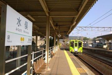 <p>อีกหนึ่งขบวนน่ารักๆ ของ&nbsp;Hisatsu Orange Railway (肥薩おれんじ鉄道)&nbsp;</p>