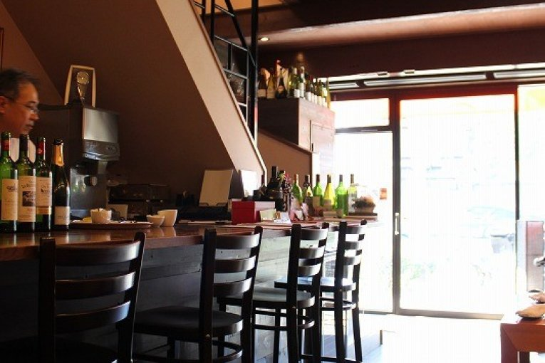 京都レストラン「ル・ポン」