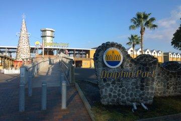 Dolphin Port (KagoshimaWaterFront)