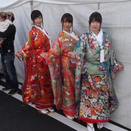 Lễ hội ẩm thực mùa thu Hamamatsu