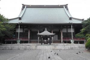 Yugyoji Temple in All Its Splendor