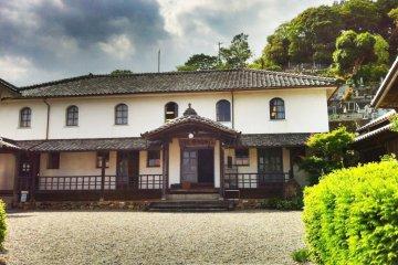 Trường học Kaimei ở Uwa