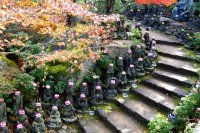 500 bức tượng Phật Rakan, Miyajima