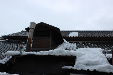 주조장의 지붕