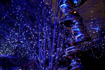 Tokyo Midtown Starlight Garden