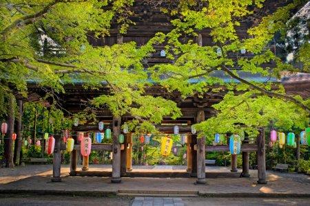 Chùa Engaku ở Kamakura