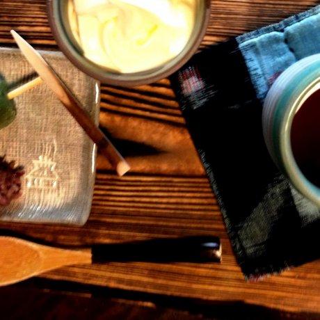 Café et Galerie Saika à Miyama
