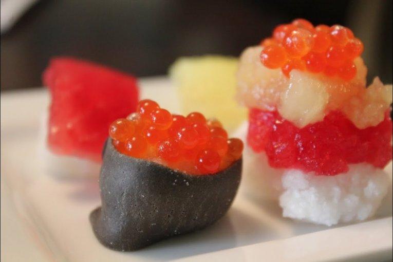 Bộ kẹo nấu ăn Popin' Cookin Sushi