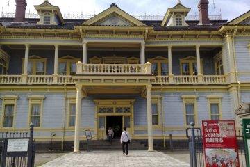 Sejarah arsitektur di Hakodate