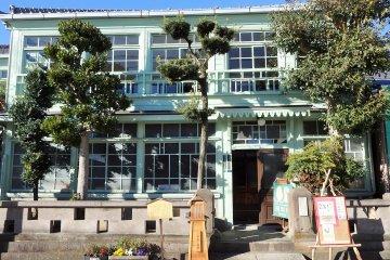 Tòa nhà lịch sử ở Kanbara, Shizuoka