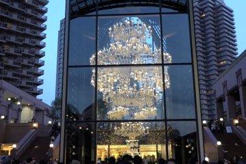 恵比寿ガーデンプレイスのクリスマス