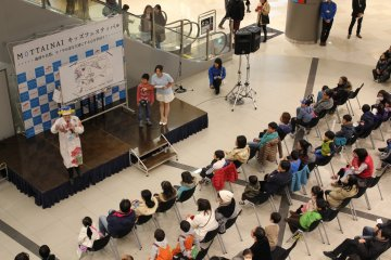 <p>Various stages are located throughout AEON. There&#39;s entertainment for all ages!</p>