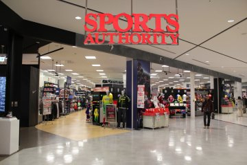 <p>Sports Authority is a popular sporting good store in the United States</p>