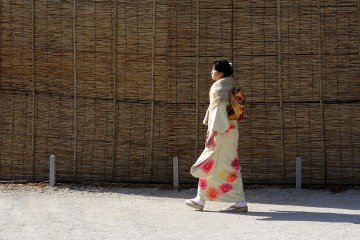 Nouvel An au Heian-jingū