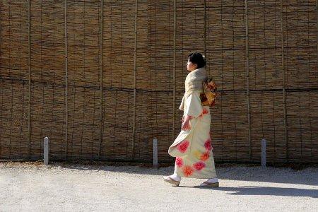 Ano Novo no Santuário Heian Jingu