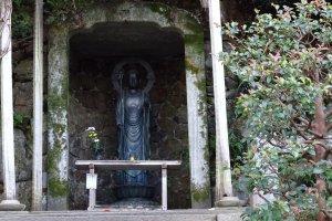 法然院地蔵菩薩像