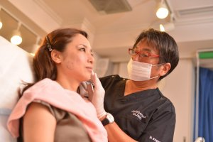 The clinic offers over 200 treatments providing internal & external beauty starting from Hyaluronic Acid & Botox.
