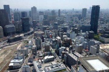 อาคาร Umeda Sky Building แห่งโอซาก้า