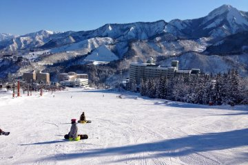 Tokyo Family Skiing Made Easy
