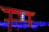Iluminasi Taman Bunga Ashikaga