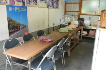 <p>The Dream Studio workshop space</p>