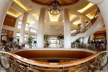 Kì Nghỉ Thú Vị Ở Khách Sạn Nikko Tokyo